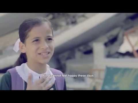 #UpForSchool: stories from Gaza, Sierra Leone and Lebanon