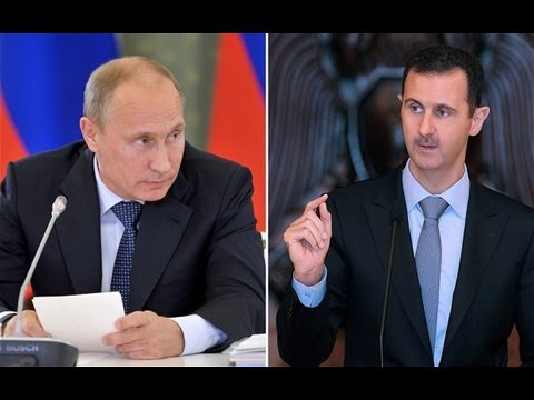 Russia to Syria: Destroy Your Chemical Weapons
