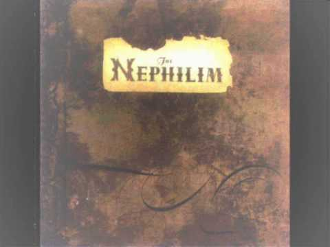 Fields Of The Nephilim - Watchmen (straight From Record Cover)