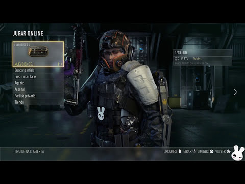 COD Advanced Warfare - Las manqueadas del conejo