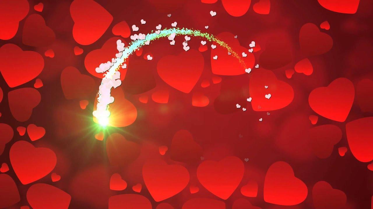 Valentine Background 12 Hd Video Background Youtube