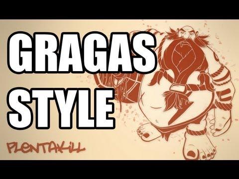 PlentaKill feat. Nitzan Frock - Gragas Style (PSY - Gangnam...