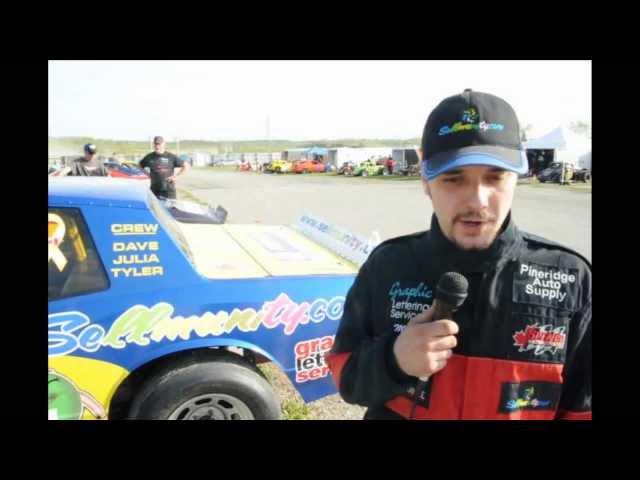Peterborough Speedway's Matt Spence