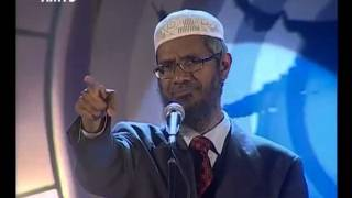 Dr  Zakir Naik great answer to christian