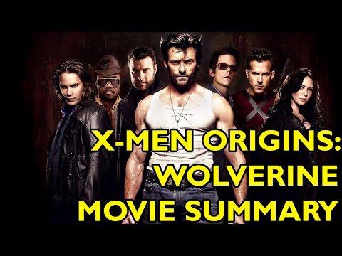Movie Spoiler Alerts - X-Men Origins - Wolverine (2009) - Video Summary