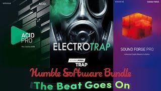 Humble Audio Software Bundle -- ACID Pro & Sound Forge Pro
