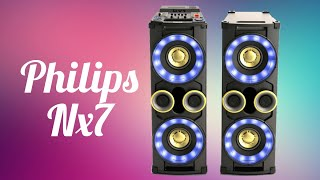 PHILIPS NITRO nx7