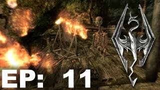 Skyrim Falskaar EP11 - A Present From The Past