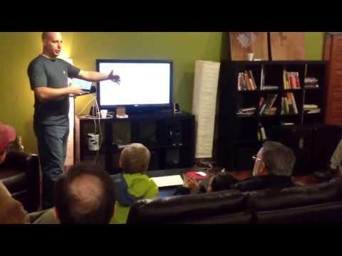 Lancaster Berks Maker Meet Electric Imp Talk