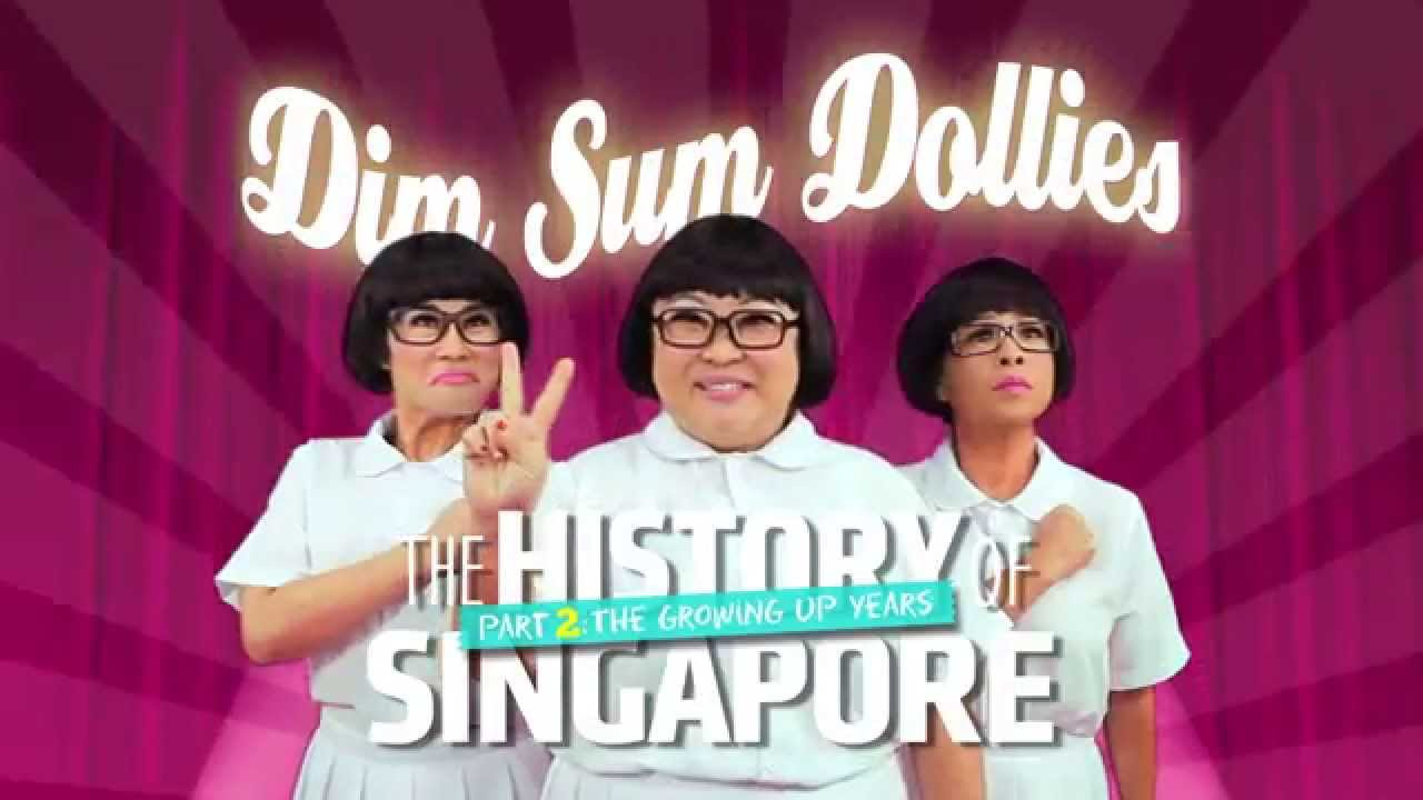 Dim Sum Dollies Train is Coming 2 With Dim Sum Dollies