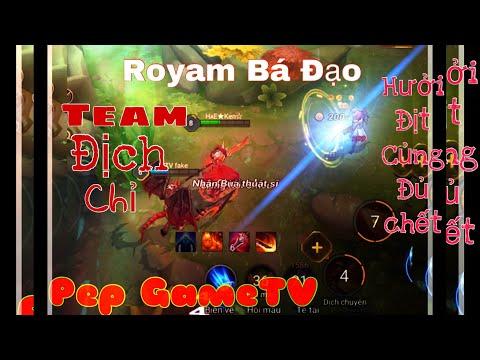 Royam Kẻ Xác Nhân - Pep GameTV - Clip Vui la 9  