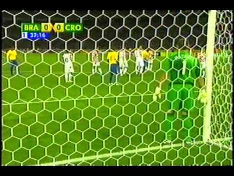 Brasil x Croácia - Copa do Mundo 2006! - JOGO COMPLETO!