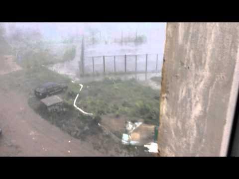 Погода в казани дождь   Град ураган