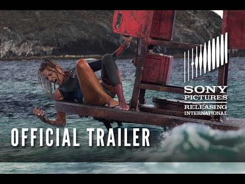 The Shallows - Official Trailer - Starring Blake Lively