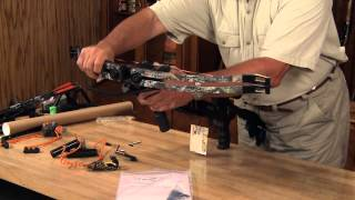 Initial Crossbow Assembly - Kodabow