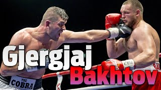 Arnold Gjergjaj vs. Denis Bakhtov: die Highlights