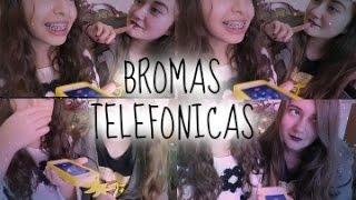 Bromas Telefónicas A Desconocidos❤️#2