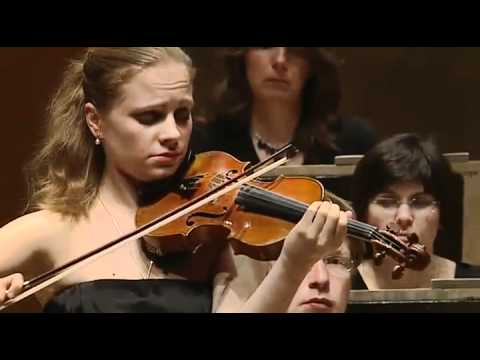 Julia Fischer - Mendelssohn Violin Concerto in E Minor - 1mov