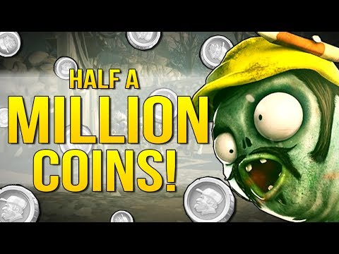 500K COINS PACK OPENING & GNOME BOMB   Plants vs. Zombies: Garden Warfare   TDM Plays [Xbox One]