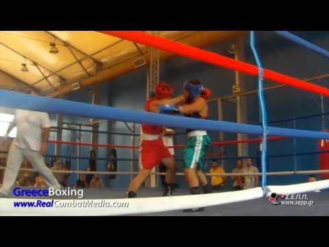 RCM Greece Radio: Greece Boxing Friendly Amateur bouts highlights