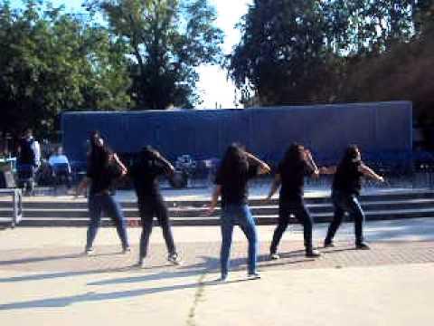 Sylmar High School Baseball Players Sylmar High School Dance Team
