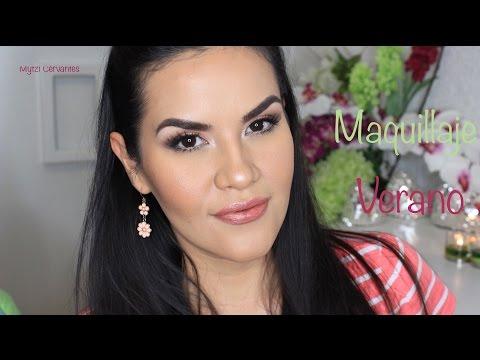 Maquillaje Verano Fácil | Mytzi Cervantes
