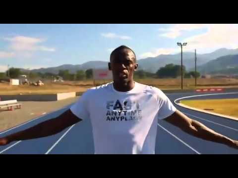 Usain Bolt Movie Trailer 2012 video