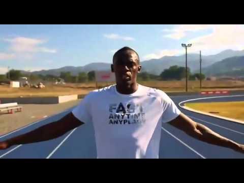Usain Bolt Movie Trailer 2012 video