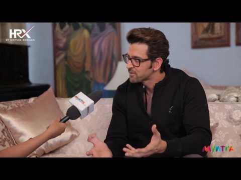 Exclusive Interview with Hrithik Roshan - PART 1