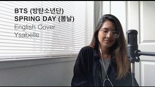 Bts 방탄소년단 Spring Day 봄날 English
