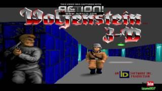 Wolfenstein 3-D (DOS) 1992 - Download and Play it  -   Windows 10/8/7