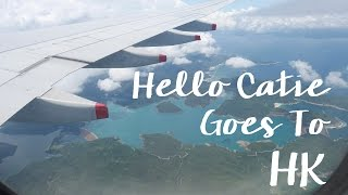 [AD] Hello Catie Goes To Hong Kong #FANCL無添加 #BloggerTourToHK