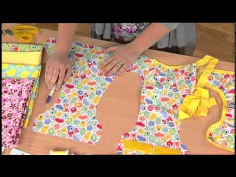 Babyville Introduces Cloth Diapers Made Easy