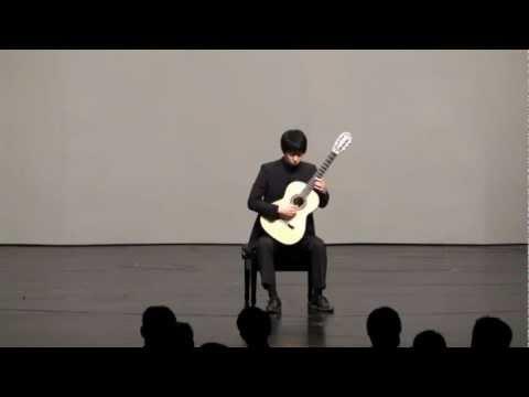 [Uhmguitar 2012] Danza Andaluza no.1 - Celedonio Romero