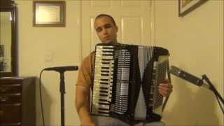 I'll Be Somewhere Listening (accordion)