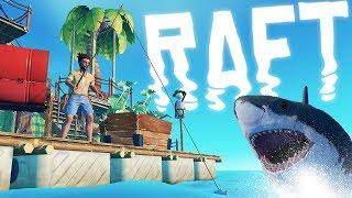 [LIVE] RAFT #6 - Hôm nay quyết tâm xây nguyên chuồng động vật hehe