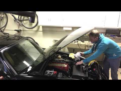 Harbor Freight Steam Cleaner for Detailing Your Car