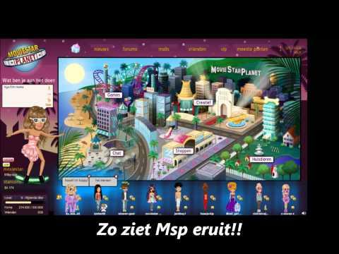 Moviestarplanet.nl (Kijken!!!!!)