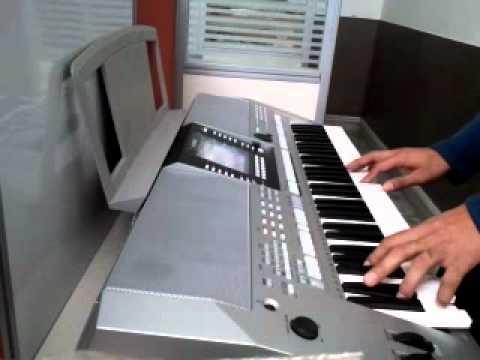 Aap Jaisa Koi (Qurbani) On Yamaha S-910 Keybaord