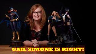 GAIL SIMONE RIPS INTO BAD COMIC BOOK WRITING IN MODERN DAY COMIC BOOKS