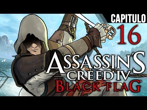 Assasins Creed IV Black Flag con ALK4PON3 I Ep. 16 I
