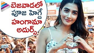 Pooja Hegde Super Fun | Telugu Heroine Pooja Hegde Latest Videos | Actress Images | Telugu Filmnagar