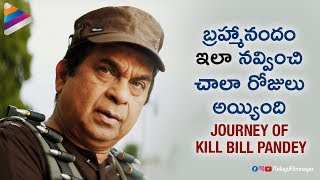 Journey of Kill Bill Pandey | Best Comedy Character in Tollywood | Brahmanandam | Race Gurram