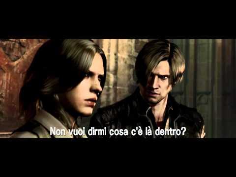 Resident Evil 6 – Trailer d'annuncio (Italiana)