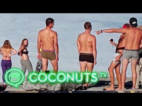 Naked Western tourists blamed for Mount Kinabalu, Malaysia earthquake | Coconuts TV