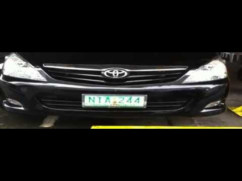 2010 Toyota Innova Review (Start Up. In Depth Tour. Engine. Exhaust)
