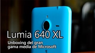 Microsoft Lumia 640 XL - Unboxing