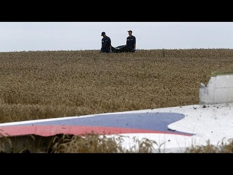 Ukraine says it has no information on MH-17 black boxes