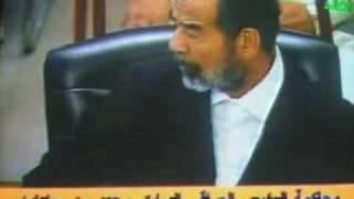الشاهد الذي جاء ليشهد ضد الرئيس صدام فشهد معه