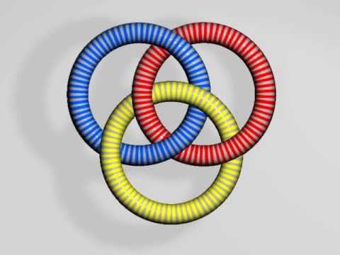 Impossible Borromean Rings Sample